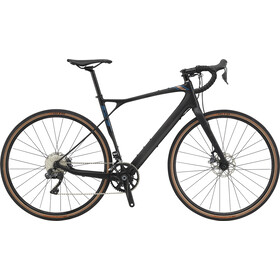 GT Bicycles Grade Carbon Pro Miehet, satin black/copper/dusty blue